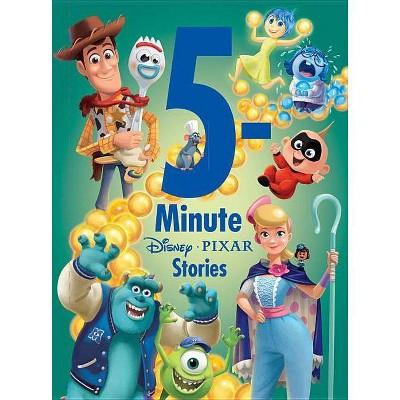5-Minute Disney-Pixar Stories - (5-Minute Stories)(Hardcover)
