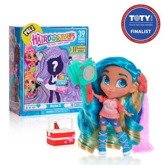 Hairdorables Collectible Dolls - Series 3 Blind Pack