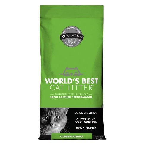 World's Best Cat Litter- Clumping Cat Formula - image 1 of 4