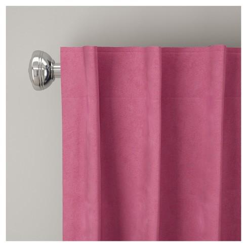 Premier Blackout Curtain Panel 63 X50 Hot Pink Skyline Furniture Target