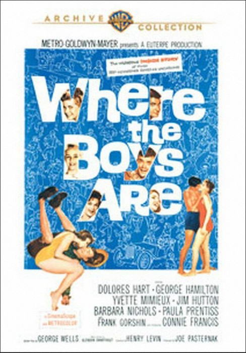 Where the boys are (DVD) - image 1 of 1