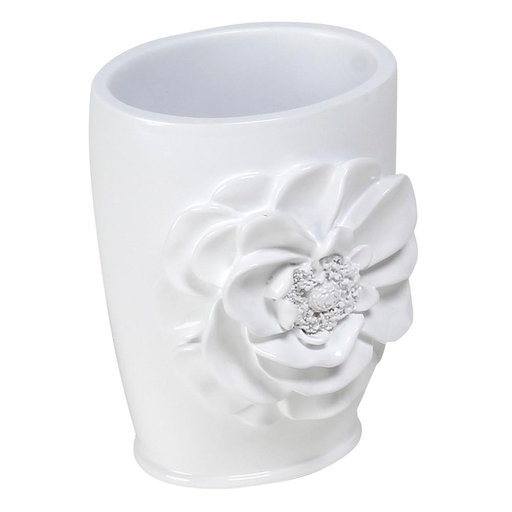 Image of Bathroom Tumbler Saturday Knight Ltd. White
