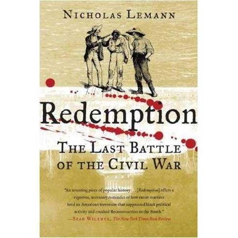 Redemption - by  Nicholas Lemann (Paperback) - image 1 of 1