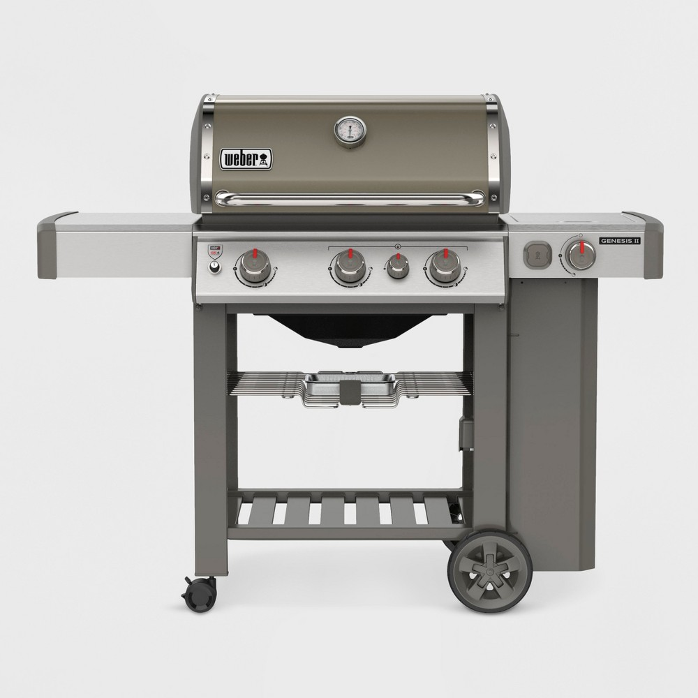 Weber Genesis II E-330 LP 61052001 – Smoke (Grey) 54005212