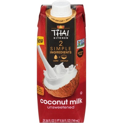 Thai Kitchen Coconut Milk - 25.36 fl oz