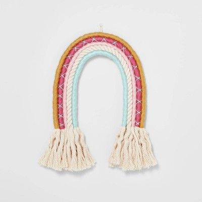 Rainbow Rope Hanging Wall Decor - Pillowfort™