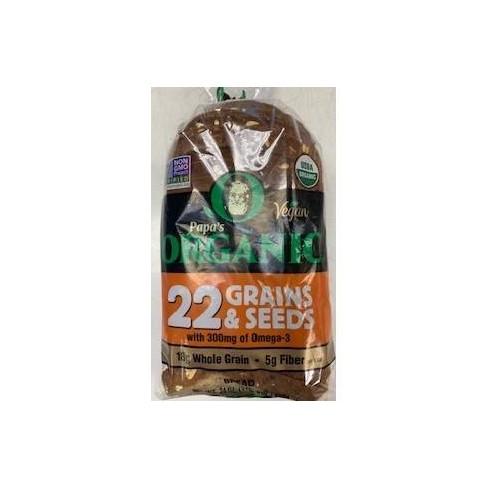 Papa Pita Organic Multigrain with Flax Seeds - 24oz - image 1 of 2