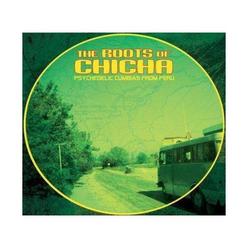 Tsu - Roots of Chicha: Psychedelic Cumbias from Peru (CD) - image 1 of 1
