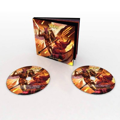 Dio - Evil Or Divine:  Live In New Y (CD)