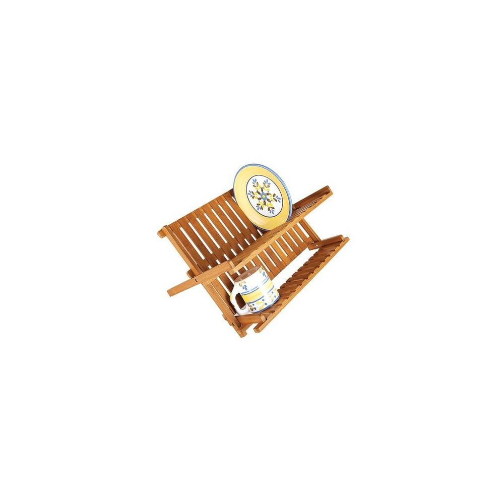 Image of Lipper International Bamboo Dish Rack