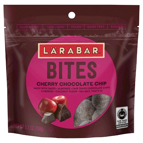 Larabar™ Cherry Chocolate Chip - Bites 5.3oz - image 1 of 4