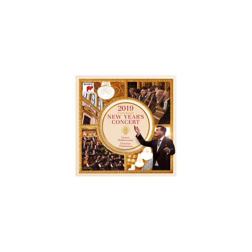 Christia Thielemann - New Year's Concert 2019 (CD)