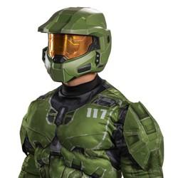 Halo Infinite Master Chief Halloween Costume Helmet (Full)