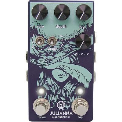 Walrus Audio Julianna Stereo Analog Chorus/Vibrato Lavender