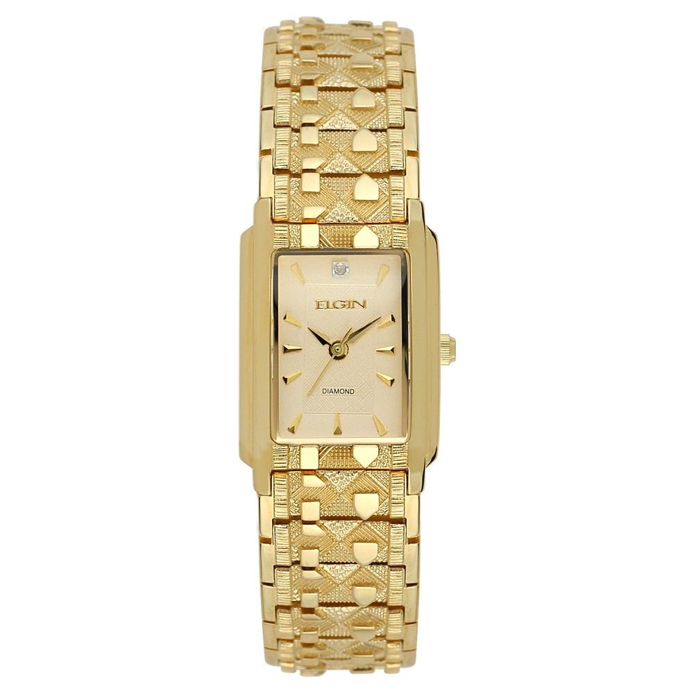 Women's Elgin Watch - Gold