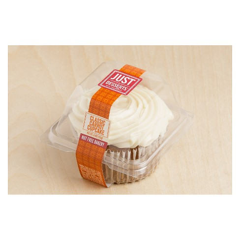 Just Desserts All Natural Carrot Cupcake - 4.4oz - image 1 of 1
