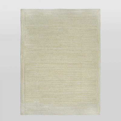 9' x 12' Natural Woven Outdoor Rug - Project 62™