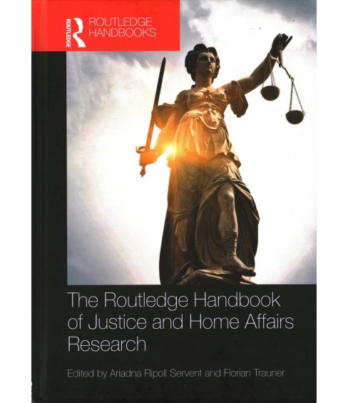 Routledge Handbook of Justice and Home Affairs Research -  (Hardcover) - image 1 of 1