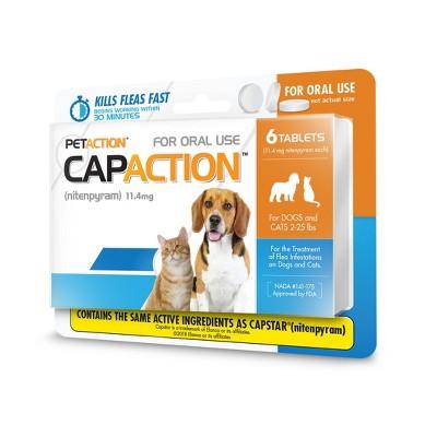 CapAction Dog 6ct