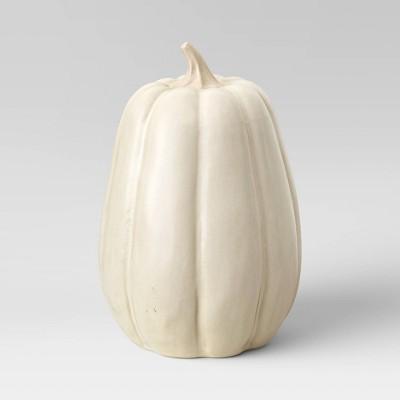 Large Ceramic Pumpkin Cream - Threshold™