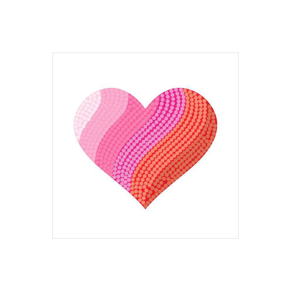 Valentine 39 S Day Card Gem Heart Papyrus