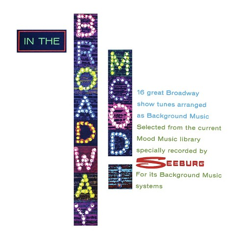 Various - In The Broadway Mood (CD) - image 1 of 1
