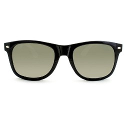 Men's Surf Shade Sunglasses with Gold Mirrored Lenses