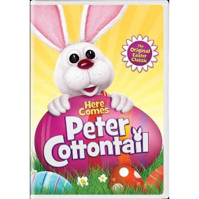 Peter Cottontail: The Movie (DVD)
