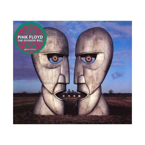 Pink Floyd - The Division Bell (CD) - image 1 of 1