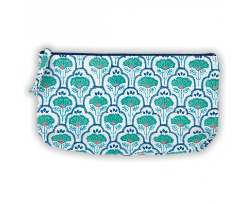 Petal & Vine Handmade Embroidered Pouch (Accessory) - image 1 of 1