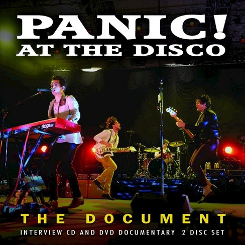 Panic at the disco:Document (CD) - image 1 of 1