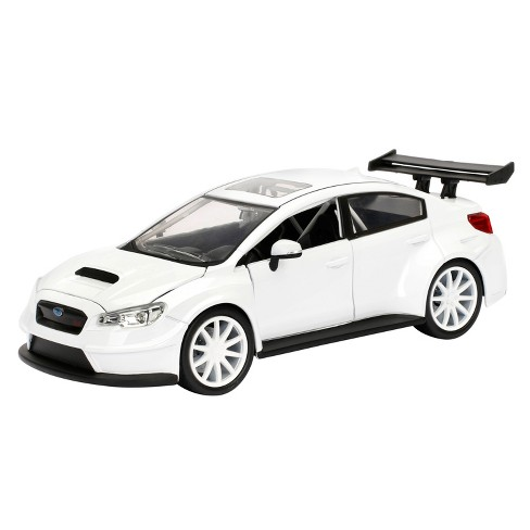 The Fast and the Furious - Subaru WRX STI Diecast Vehicle 1:24 Scale - image 1 of 5
