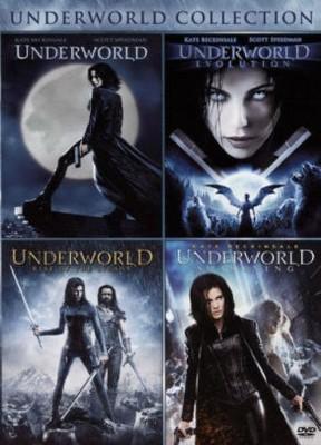 Underworld: 4 Film Collection (DVD)