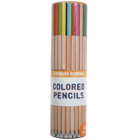Kid Made Modern 36ct Colored Pencils Set - image 1 of 2