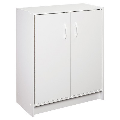 ClosetMaid - Storage Cabinet - White