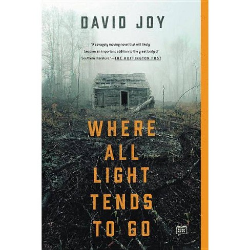 Where All Light Tends to Go - by  David Joy (Paperback) - image 1 of 1
