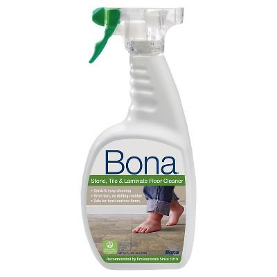 Bona® Stone, Tile & Laminate Floor Cleaner, 22 FL OZ