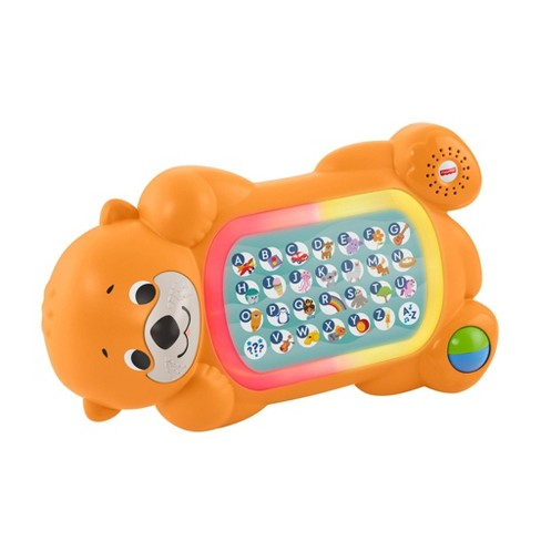 Fisher-Price Linkimals A to Z Otter - image 1 of 4