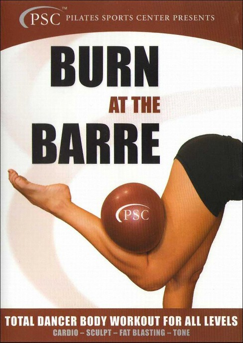 Burn at the barre:Total dancer body w (DVD) - image 1 of 1