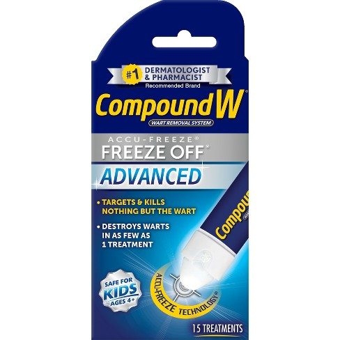 Compound W® Freeze Off Advanced - image 1 of 2