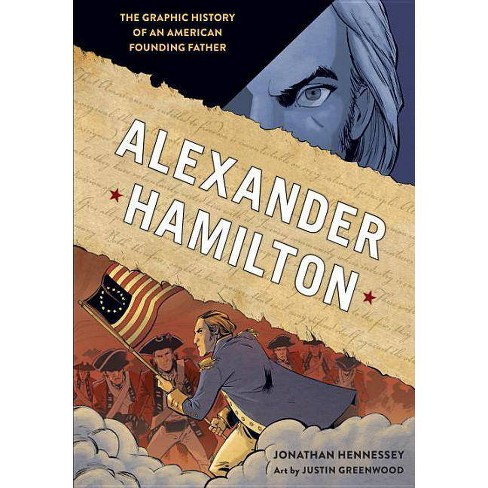 Alexander Hamilton - by  Jonathan Hennessey (Hardcover) - image 1 of 1