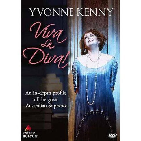 Yvonne Kenny: Viva La Diva! (DVD) - image 1 of 1