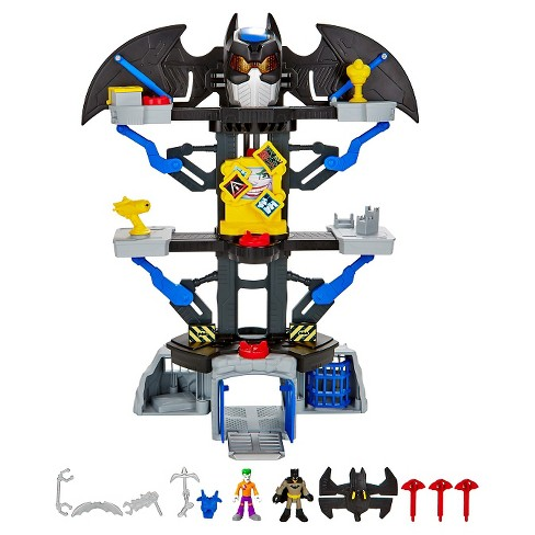 Fisher-Price Imaginext DC Super Friends Transforming Batcave - image 1 of 8