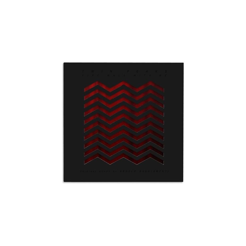 Angelo Badalamenti - Twin Peaks:Fire Walk With Me (Ost) (Vinyl)