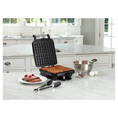 Cuisinart® 4 Slice Belgian Waffle Maker - Stainless Steel WAF-150