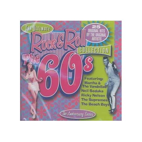Various - Ultimate Rock & Roll Collection-60's (CD)