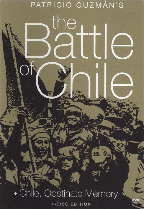 Battle of chile (DVD) - image 1 of 1