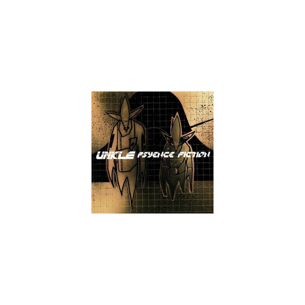 Unkle - Psyence Fiction (Vinyl)