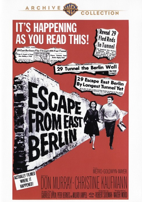 Escape from east berlin (DVD) - image 1 of 1