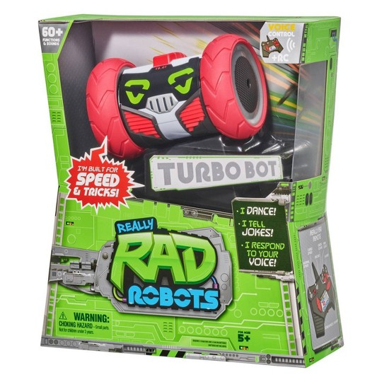 Really Rad Robots Turbo Bot image number null